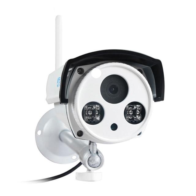 JOOAN Wireless IP Camera 1-Megapixel Audio Recording 720P Wireless Security Outdoor Bullet Built-in 16GB SD Card Wifi Camera