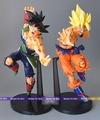 Dragon Ball Z Action Figure Dragon Ball Burdock Goku PVC Figures 21CM Dragon Ball Z Gokou Collectible Model Toy Doll Figuras DBZ