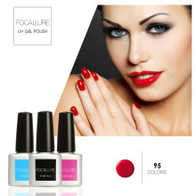 FOCALLURE 95 Colors  Fashion Nail Gel Polish Soak Off UV Colorful Nail Colors Art for gel nail polish Long-lasting Gel