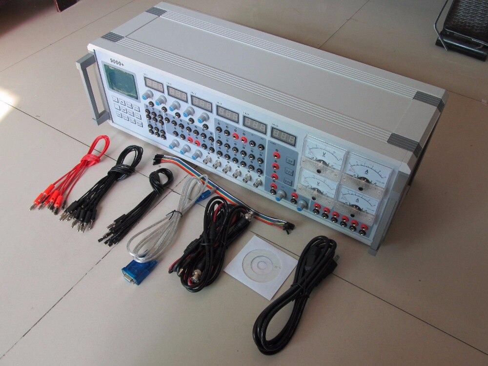 Automobile ecu capteur simulateur 2019 mst 9000 + voiture ecu outil de réparation mst-9000 + fonctionne sur 110 v et 220 v pour toutes les voitures mst9000 +
