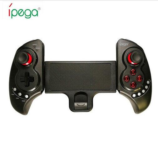 New ipega pg-9023 Telescopic Wireless Bluetooth Gamepad Gaming Controller Game Pad Joystick for Android Phones Windows PC Pad