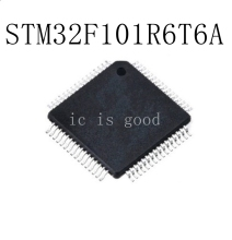 5PCS/LOT STM32F101R6T6A STM32F 101R6T6A LQFP-64 New original