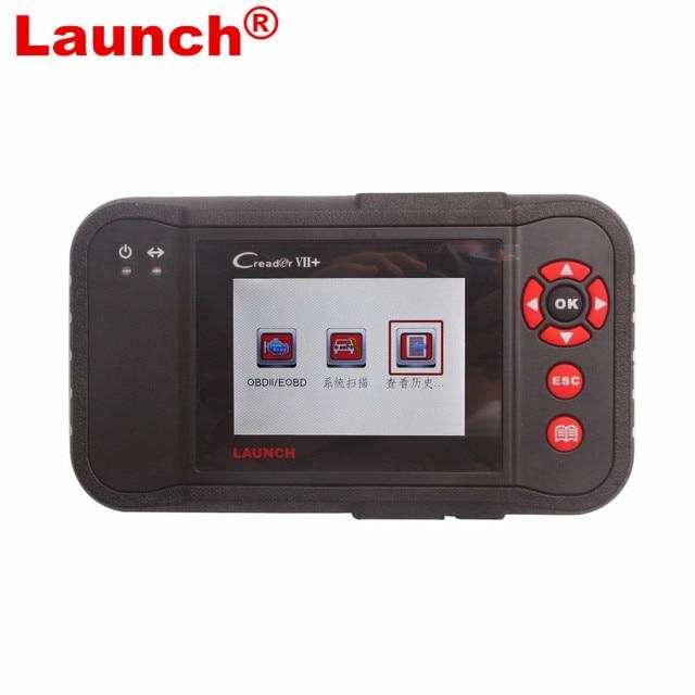 Cheap Launch X431 Creader VII+ (CRP123) Multi-Language Diagnostic Instrument CRP123 Launch Creader VII+