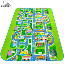 City road Carpet Toys For Kids Rugs Baby Play Mats Baby Toys Developing Children s