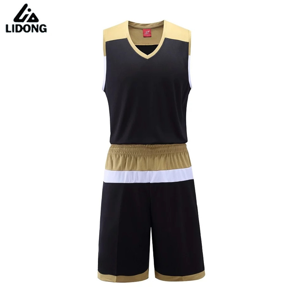 New Men Women Basketball Jersey Sets Uniforms basketball Sports jerseys Shirts Shorts Breathable quick dry $1.8 DIY Custom Print