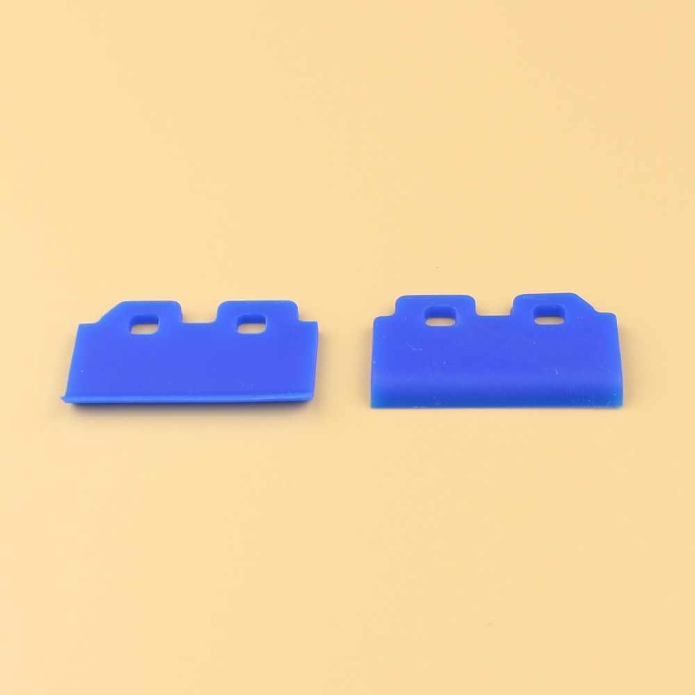 10 Pcs DX5 Wiper JV33/JV5 Wiper untuk Mimaki CVJ30-160/CJV30-130/CJV30-100/CJV30-60 Pelarut Wiper