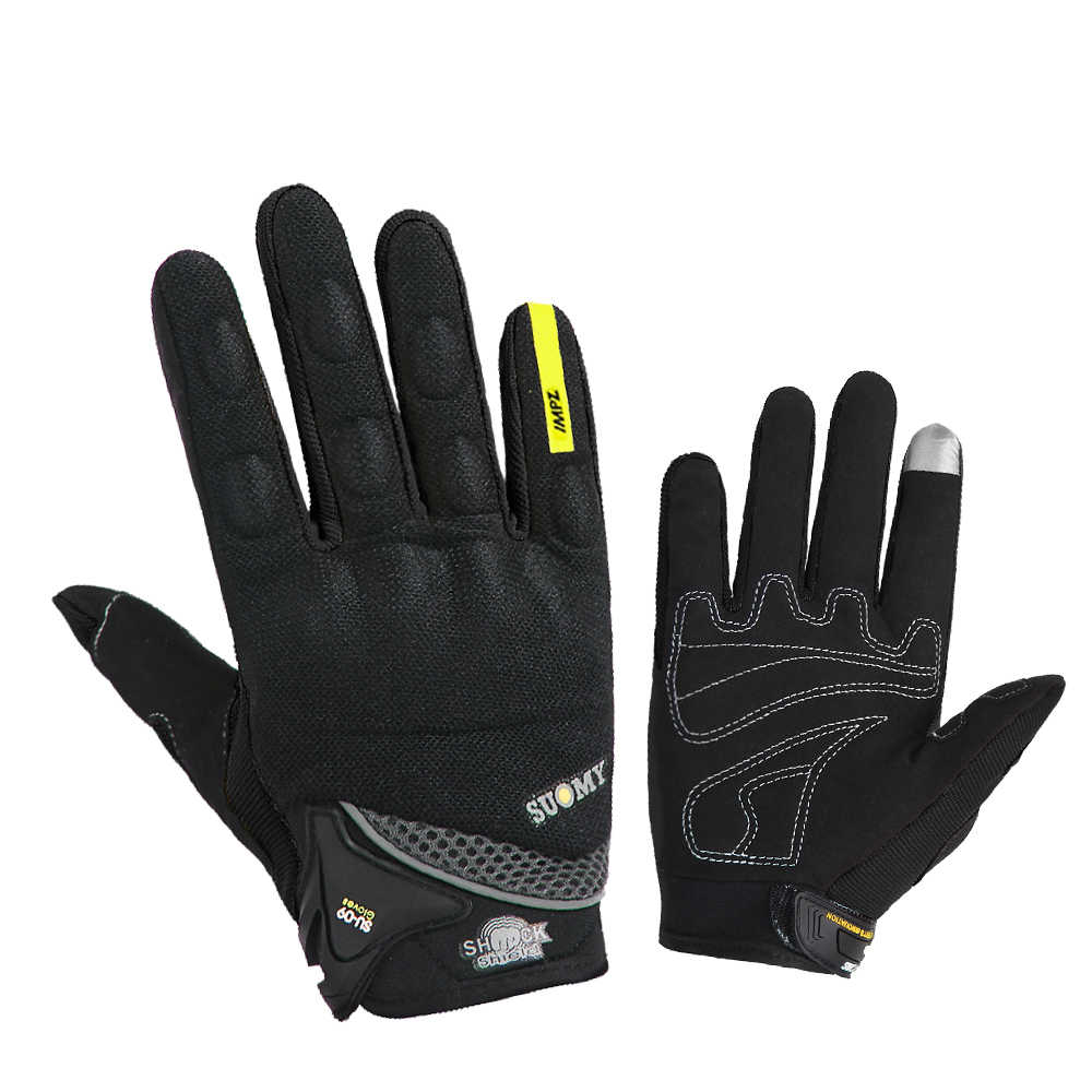 SUOMY мужские мотоциклетные перчатки Гонки Gant мото мотоцикл мотопробег, Гонки перчатки летние дышащие мотоциклетные полный палец Guantes