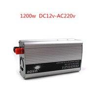 1200W WATT DC 12V To AC 220V Car Power Inverter Adapater Charger Converter Universal Socket