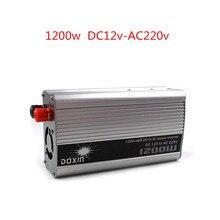 1200 WATT DC 12V to AC110V or 220V Inverterfor Car Motor Power Charger Converter