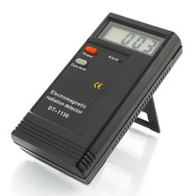 DT-1130 CE Certificated Digital LCD Electromagnetic Radiation Detector EMF Meter Dosimeter Tester