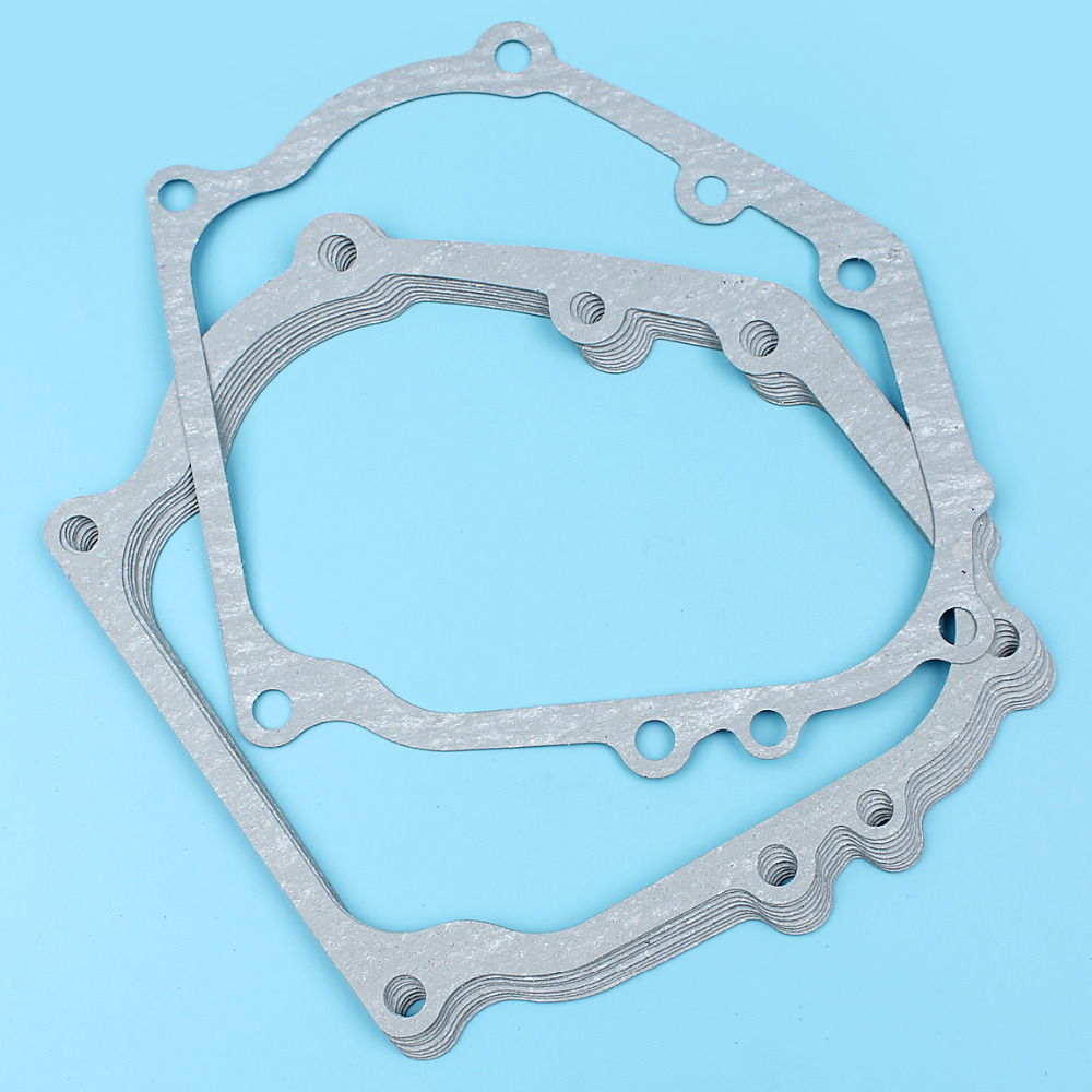 US $12 99 |10Pcs/lot Crankcase Side Cover Gasket For Honda GX160 GX200  5 5HP 6 5HP Clone 168F 170F Gas Engine Generator Water Pump-in Chainsaws  from