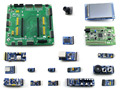 STM32F4DISCOVERY STM32F407VGT6 STM32F407 STM32 ARM Cortex-M4 Development Board +15 Modules Kit = Open407V-D Package B