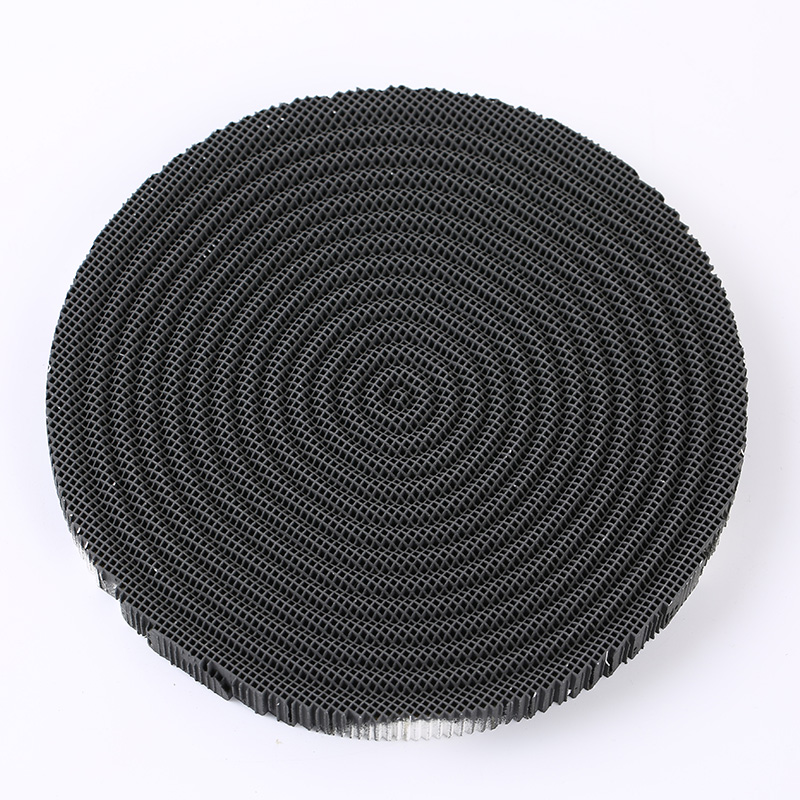 Round Ceramic Plate Replacement Spare Part of Gas Stove Head for Gas Egg Waffle Maker and Gas Hotdog Waffle Machine