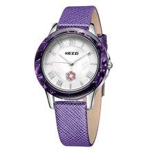 2016 KEZZI brand luxury wrist watch for women Dress crystal fashion ladies analog quartz watch montre