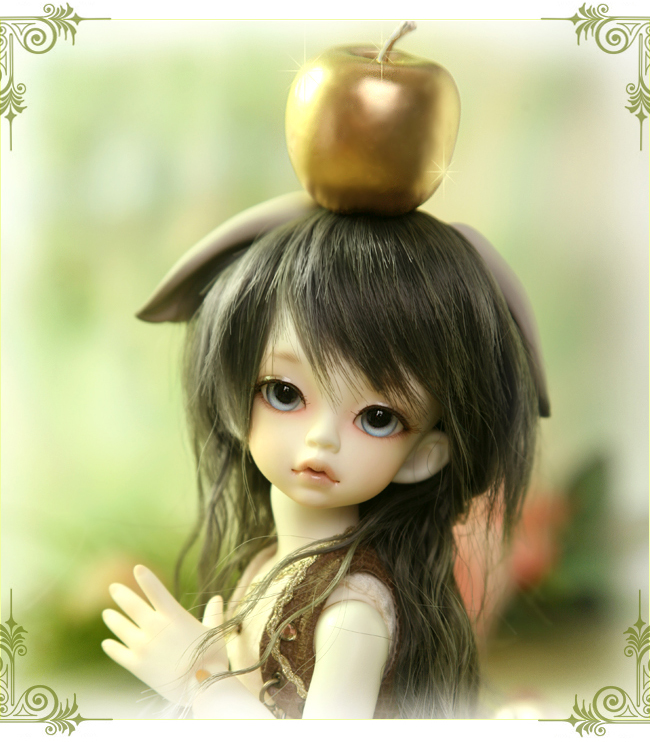soom Smokey bjd resin figures luts ai yosd volks kit doll not for sales bb fairyland toy baby gift fl