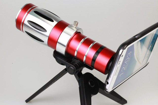 Yifute universal clip tele zoom kamera telefon linsen teleskop