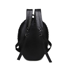 Personalized 3D Snake Backpack For Women and Men High Quality Cool Cobra Backpacks