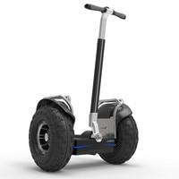 2400 watts scooter elétrico hoverboard com todo o terreno fora dos pneus de estrada & bateria de lítio|Scooters de duas rodas| |  -