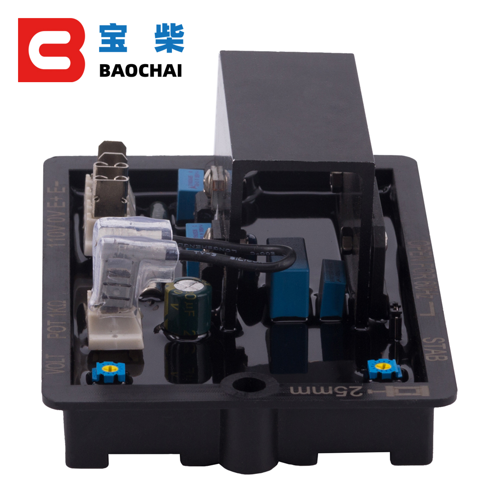 Image 4 - NEW R220 AVR Automatic Voltage Controller for Diesel Generator Alternator Genset Accessories Parts Cheaper Price High Quality-in Generator Parts & Accessories from Home Improvement