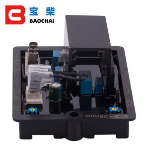 Image 4 - NEW R220 AVR Automatic Voltage Controller for Diesel Generator Alternator Genset Accessories Parts Cheaper Price High Quality