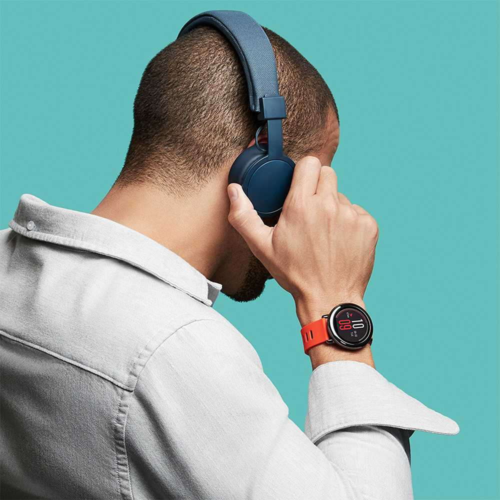 HUAMI AMAZFIT SPORTS SMART WATCH BLUETOOTH  WIFI DUAL CORE GPS HEART RATE MONITOR 213432 11
