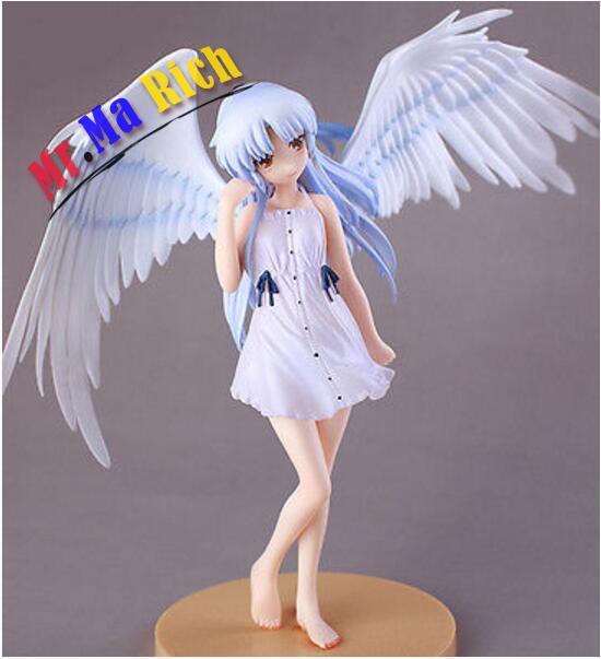 Tenshi Kanade Tachibana PVC Figure Anime Model Toy 22cm Broccoli Angel Beats