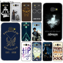 Lavaza Harry Potter always Slytherin School for Samsung Galaxy A6 A8 Plus A7 A9 2018 A3 A5 2017 2016 2015 Note 9 8