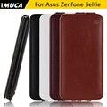 IMUCA Марка Подлинная Кожаный чехол Для Asus Zenfone Selfie ZD551KL коке fundas сумки случаи для Asus Zenfone чехол