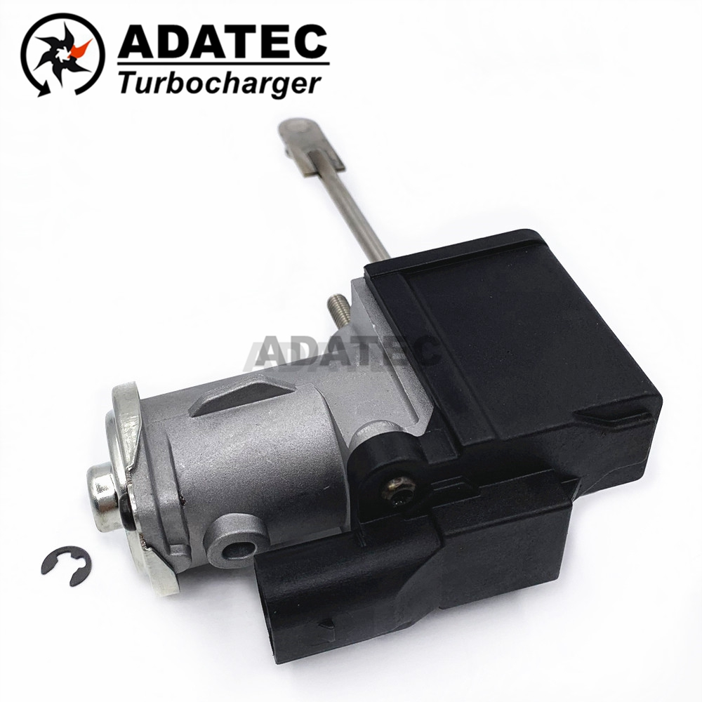 JHJ turbo electronic actuator 03F145701G 03F145701F 0608100056 turbine wastegate for Skoda Octavia 1.2 TSI 105 HP CBZB 2010 -in Turbo Chargers & Parts from Automobiles & Motorcycles    1