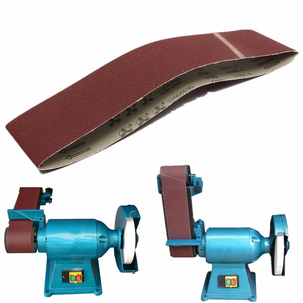 100 X 915mm Grinding Sanding Belt 80 Grit Zirconia Abrasive Sanding Belts