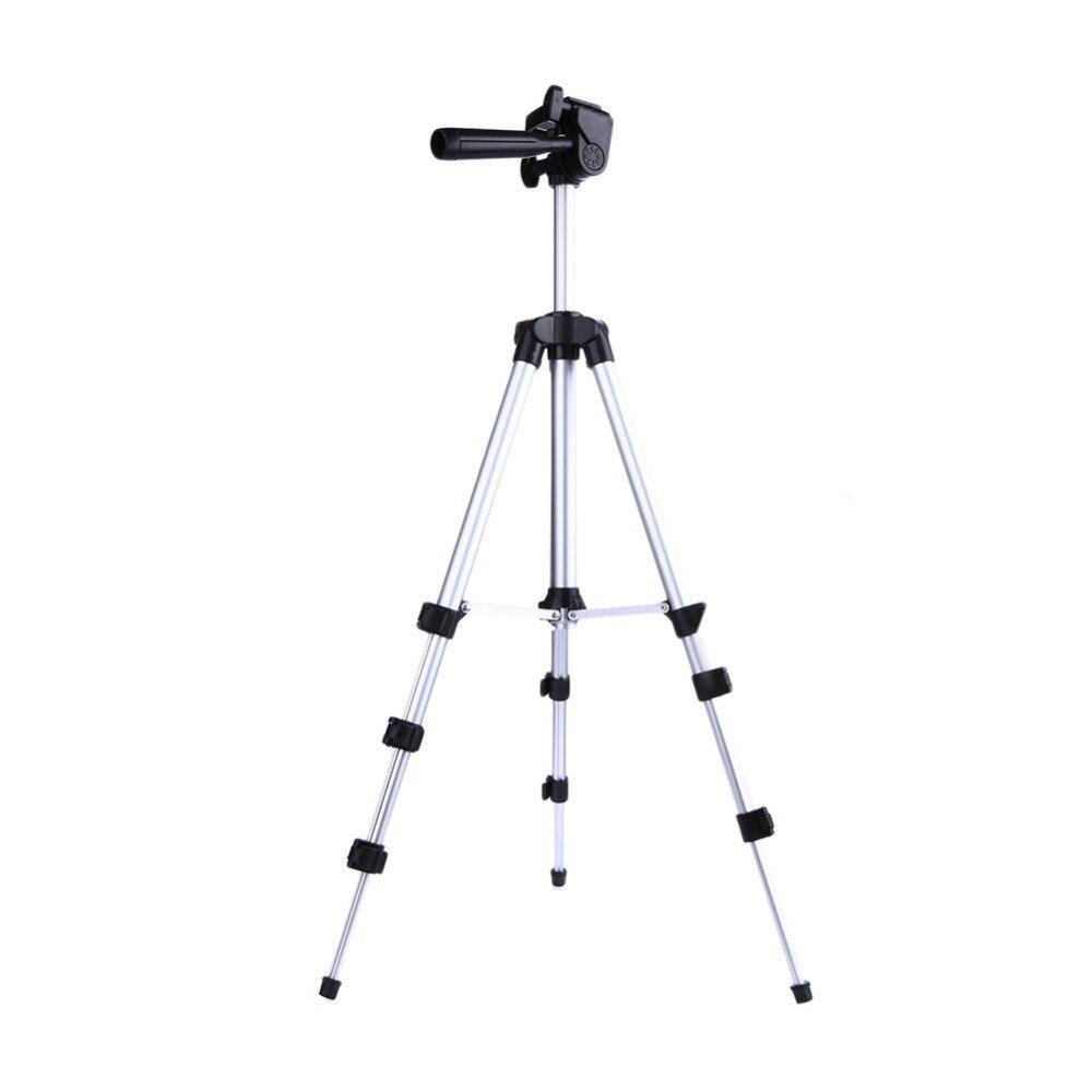 Professionelle kamera stativ-halterung für iphone ipad samsung digitalkamera + tisch/pc halter + handyhalter + nylon tragen tasche