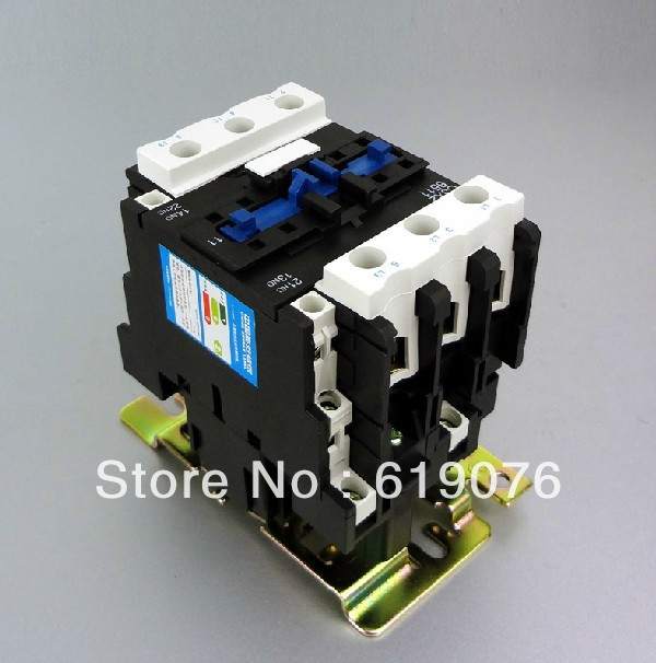 Motor Starter Relay CJX2-6511  contactor AC   220V  380V 50A    Voltage optional LC1-D contactor cjx2 6511 40a switches lc1 ac contactor voltage 380v 220v 110v use with float switch