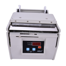цена на ALX180 180mm High quality Automatic Label Stripping Dispenser Machine for Self-adhesive Labels Bar Codes auto Peeling