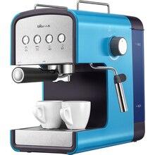 220V 15Bar Coffee Maker Semi-Automatic Espresso Coffee Machine Rich Milk Bubble Steam Frother Foam Coffee Boiling Machine