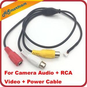 CCTV Security video Mic Audio