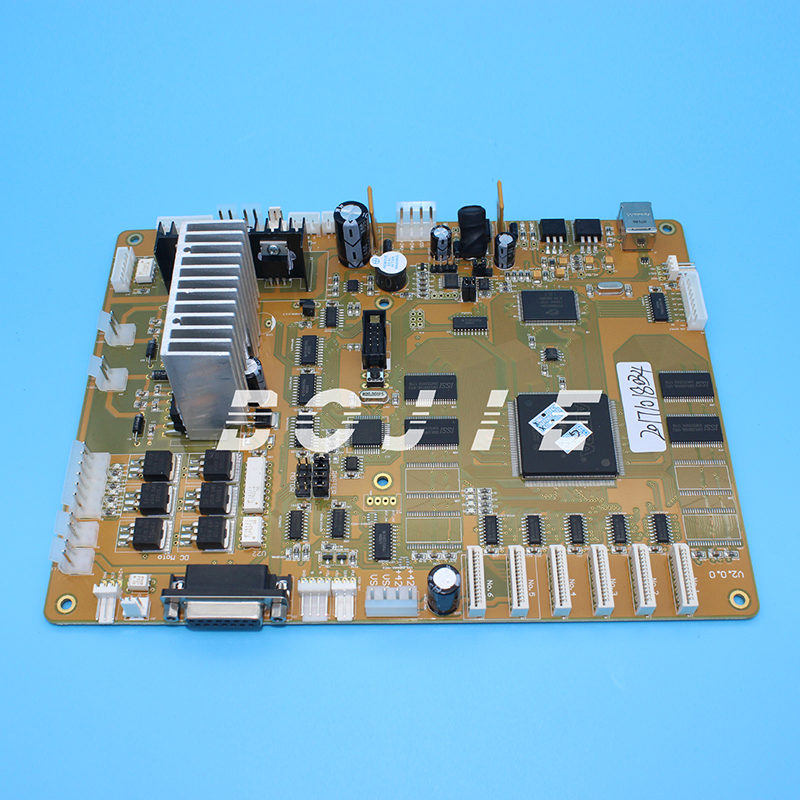 Titanjet main board dx5/dx7 eco solvent printer mother board