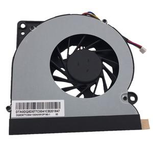New Laptop Cooling Fan For ASUS N61 N61V N61W N61J N61JV N61JQ N61VG K72D K72DR K52 A52J PN:KSB06105HB KSB05105HA BFB0705HA