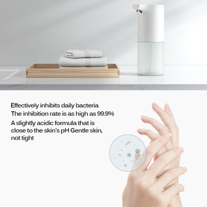 Image 3 - Liquide Optio Xiaomi Mijia distributeur de savon Auto Induction moussant intelligent laveuse à main automatique capteur de lavage infrarouge pour le bureau à domicile
