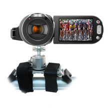 Motorcycle Bicycle Bike Mounting Bracket for Action video camera Cellphone multifunctional holder