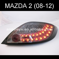 For MAZDA 2 LED Tail Lamp 2008 to 2012 year SN