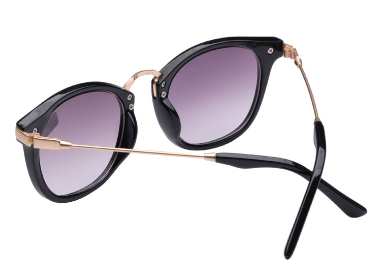Image 3 - OHMIDA Unisex Myopia Sunglasses Metal Legs Men Student Diopter Myopia Glasses Women  1.00  1.50  2.00  2.50  3.00  3.50  4.00-in Mens Eyewear Frames from Apparel Accessories on AliExpress