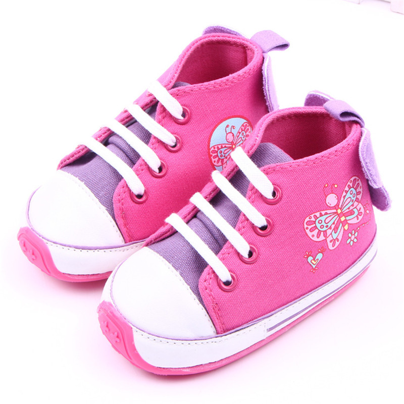 75883399b0ff High Quality Sneakers Cute Princess Shoes Baby Girls Shoes Infnat Soft  Soled Toddler Shoes Kids First Walkers Moccasins Bebe Tags
