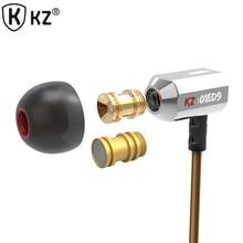 Buy KZ Brand ED9 In Ear Earphone Super Bass Headset HIFI Hearphone Stereo Earbuds Sport Earphones for Moblie Phone For MP3/MP4