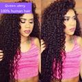7A Brazilian kinky curly virgin hair 3 Bundles With Closure Brazilian Virgin Hair With Closure Brazilian Curly Hair With Closure
