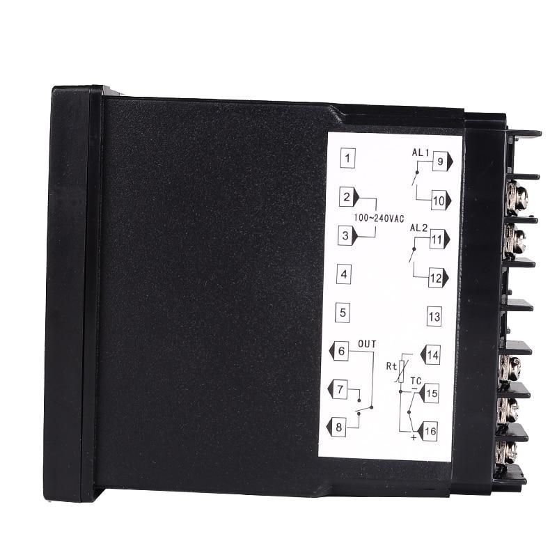 Darmowa Wysyłka Regulator Temperatury PID RKC REX-C900 Uniwersalny - Przyrządy pomiarowe - Zdjęcie 4