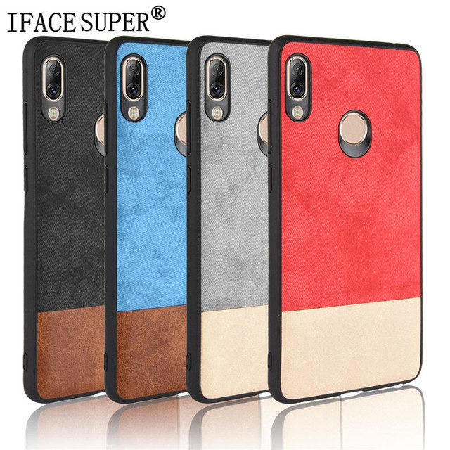 new style 0a73d 5ead4 US $2.56 20% OFF|For Lenovo S5 Pro Case Lenovo K5 Pro Case Bi color  SPlicing PU Leather PC+TPU Hybrid Back Case For Lenovo K5Pro S5pro Cove-in  Fitted ...