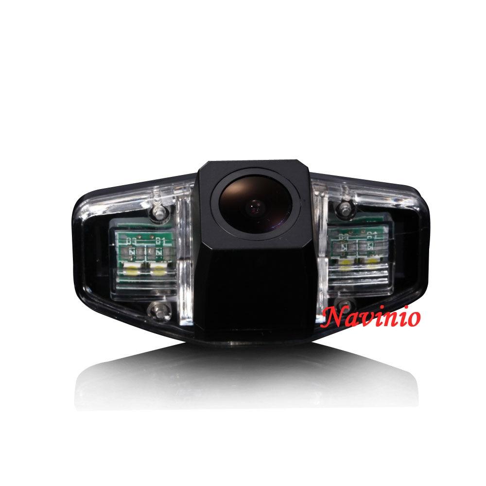 1280*720 Pixels 1000TV Line 170 Degree For Honda Accord