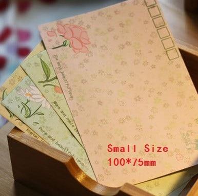 10pcs/lot  (100*75mm) Cute Vintage Sweet Flower Paper Envelope/DIY Multifunction/wholesale