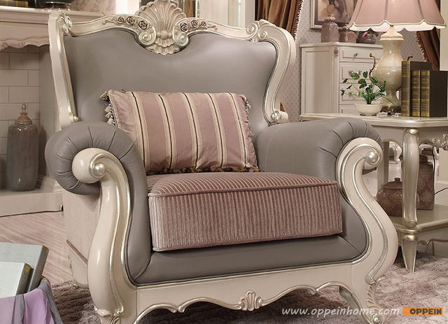 Antique Luxury Royal Style King Sofa Product In China Of Furniture Factory Oppein Italy Clic Os 0314057