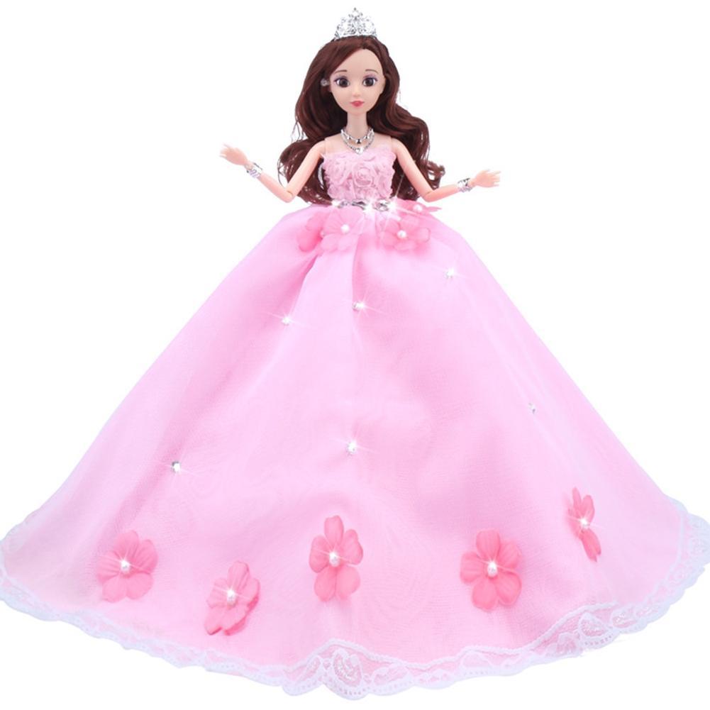 Moderno Vestido De Novia De La Princesa Atractiva Ornamento ...